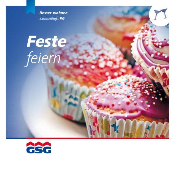 GSG Mieterheft 2015 06 Feste feiern Titel