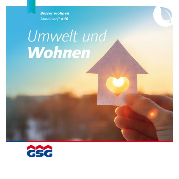 GSG Mieterheft 2019 10 Rund ums Haus
