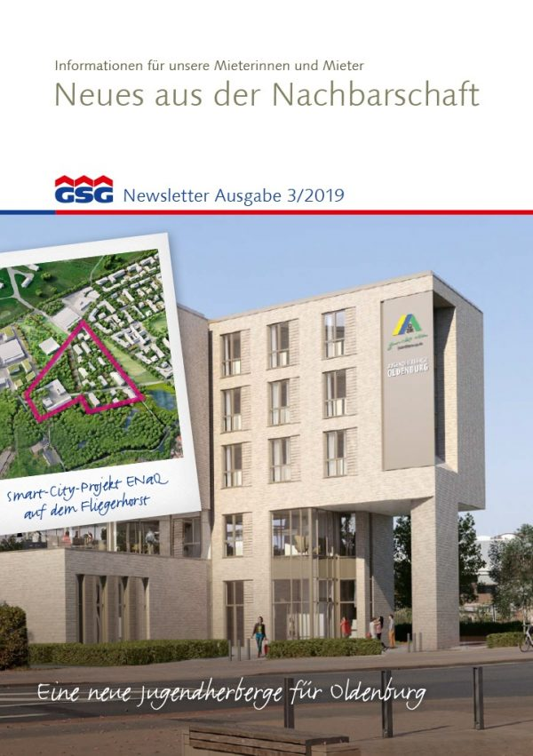 GSG Newsletter 03 2019 Titel