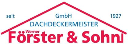 Dachdeckermeister foerster sohn logo