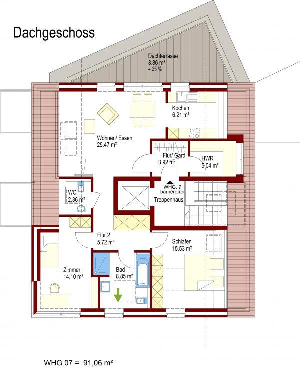 Haus 26 DG 200