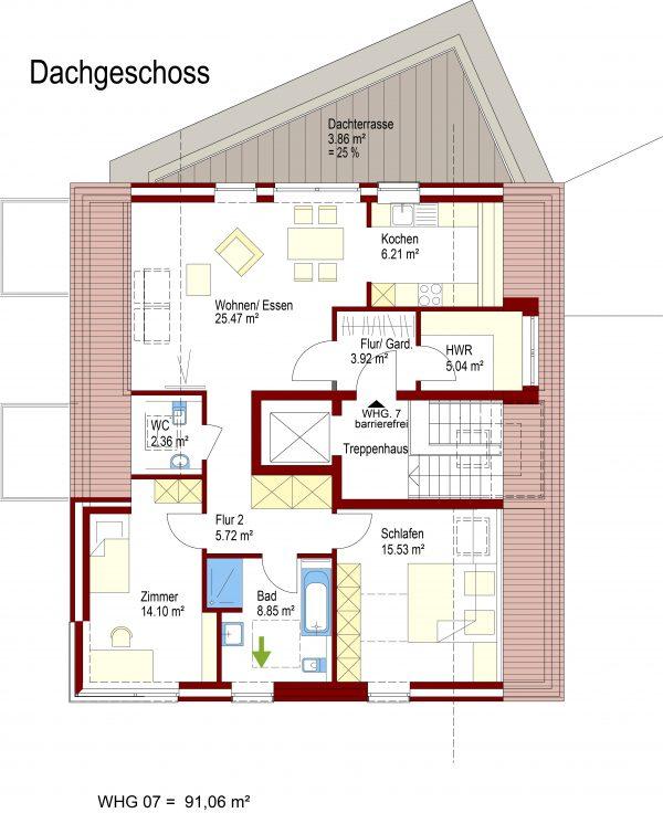 Haus 36 DG 200