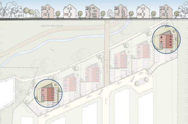 Lageplan Haus 1 und 6 23062021
