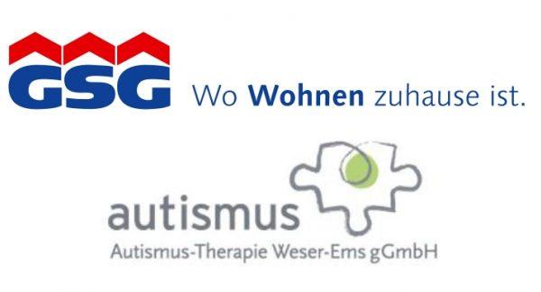 Logo GSG Autismus