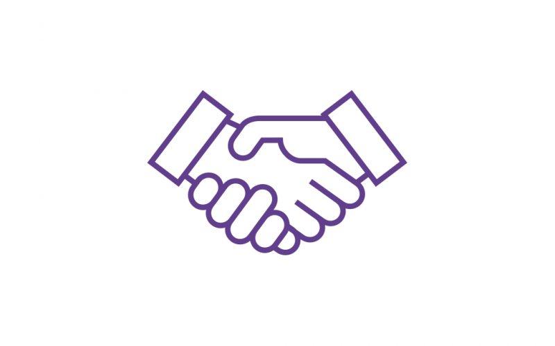 Partner Grafik